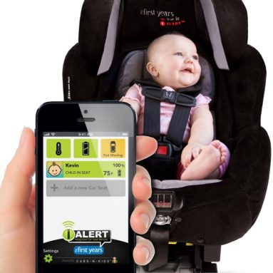The First Years True Fit IAler Car Seat