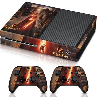 The Flash City Streets – Xbox One Combo Skin Set for Console and Controller
