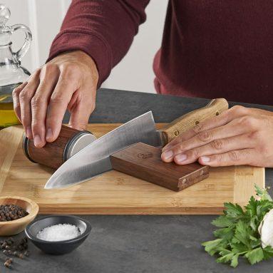 The German Butcher's Magnetic Knife Sharpener