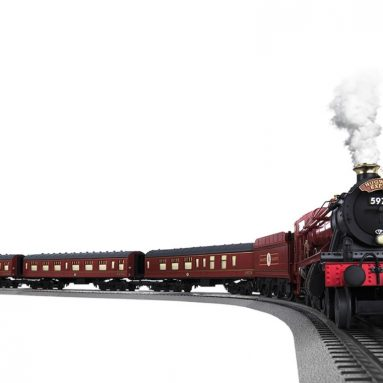 The Hogwarts Express Electric Train
