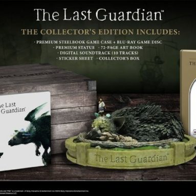 The Last Guardian – Collector's Edition – PlayStation 4