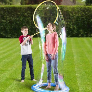 The Mega Bubble Maker