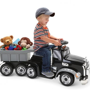 The Only Ride On Mack Truck