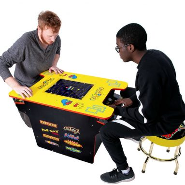 The Pac-Man Cocktail Arcade Table