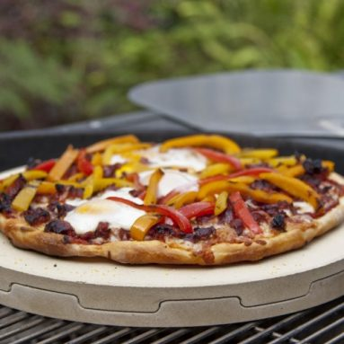 The Perfect Pizza Grilling Stone