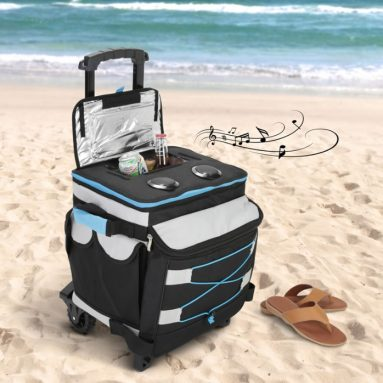 The Rock N' Rolling Party Cooler