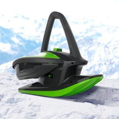 The Sit Down Skiboard