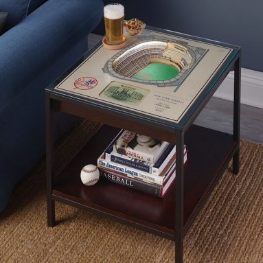 The Stadium Replica End Table