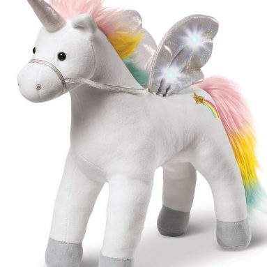 The Tender Touch Magical Unicorn