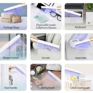 The Virus Destroying UV Wand