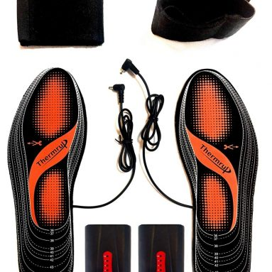 Thermrup Electric Heated Insole Foot Warmers