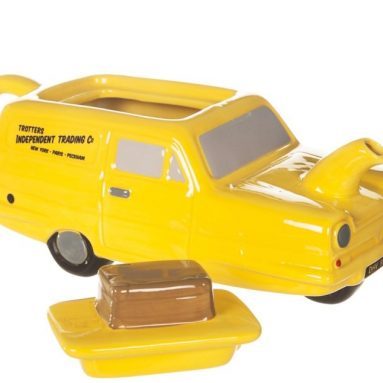 Three Wheeler Van Only Fools And Horses Teapot