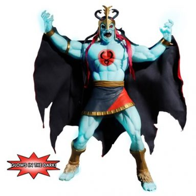 ThunderCats Mumm-Ra Glow-in-the-Dark Mega Scale Action Figure