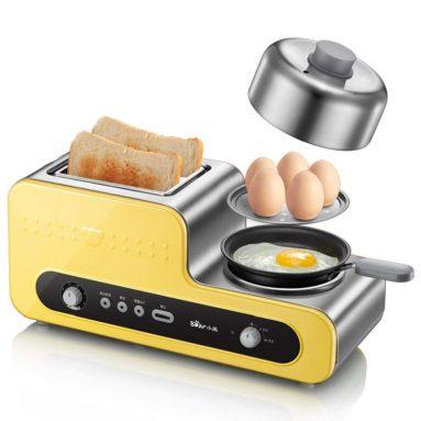 Toaster Steamed egg cooker