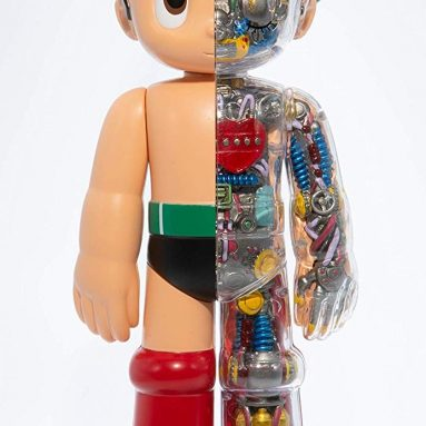 Tokyo Toys Alloy Figure – Astro Boy Mechanical Clear