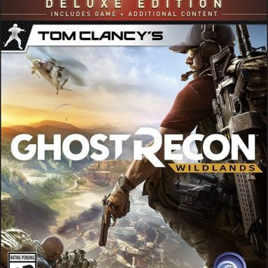Tom Clancy's Ghost Recon Wildlands (Deluxe Edition) – Xbox One