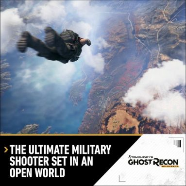 Tom Clancy's Ghost Recon Wildlands (Gold Edition) – Xbox One