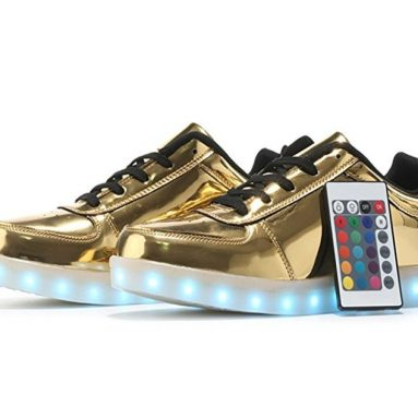 Top Remote LED Light Up Sneakers