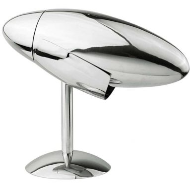 Touchdown Stainless Steel Martini Shaker