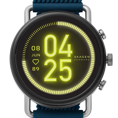 Touchscreen Smartwatch with Heart Rate