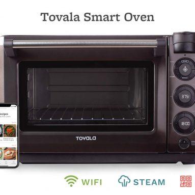 Tovala Gen 2 Smart Steam Oven   Countertop WiFi