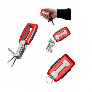 Transformer 11-in-1 Keychain Multitool