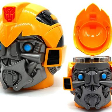 Transformers Coffee Cup