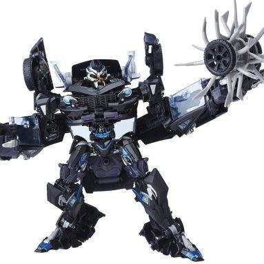 Transformers Masterpiece Movie Series Barricade MPM-5