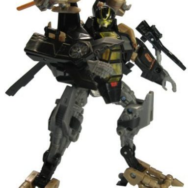 Transformers the Movie AA-12 Tomahawk