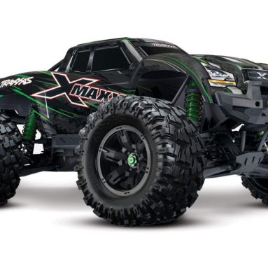 Traxxas 8S X-Maxx 4WD Brushless Electric Monster RTR Truck