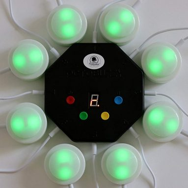 Trebisky Quiz Answer Game Buzzer Standalone System w/ LED Light buttons