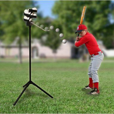 Trend Sports Scorpion Soft Toss Pitching Machine