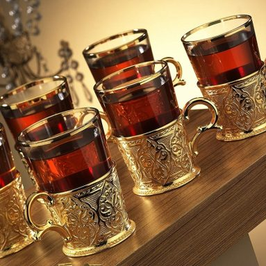 Turkish Tea Set