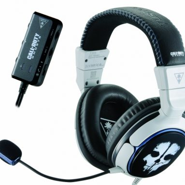 Ghosts Ear Force Spectre Limited Edition Gaming Headset