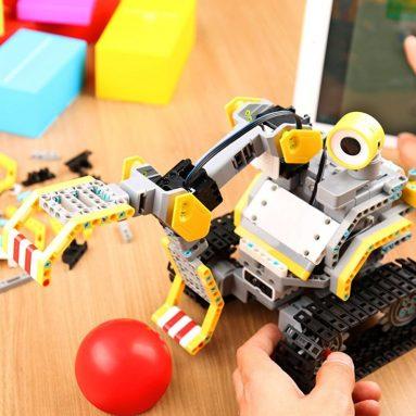UBTECH Builderbots Kit Interactive Robotic Building Block System