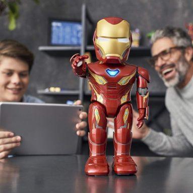 UBTECH Marvel Avengers: Endgame Iron Man Robot
