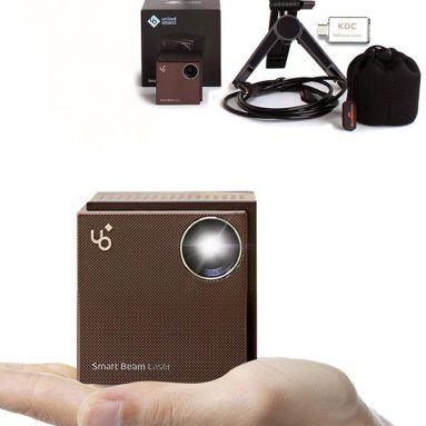 UO Smart Beam Laser Projector + Basic Accessory Set l Drawstring Pouch