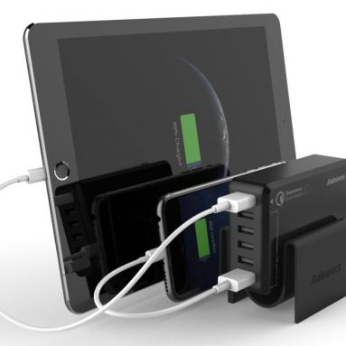 USB 6-Port Charger For Rapid Recharging