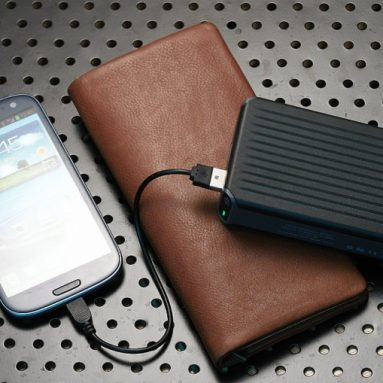 USB Ports External Battery Charger