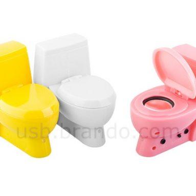 USB Toilet Speaker