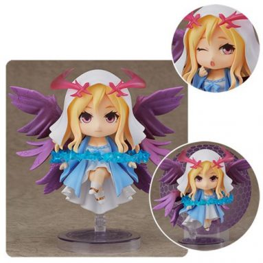 Monster Strike Underworld Rebel Lucy Nendoroid Figure