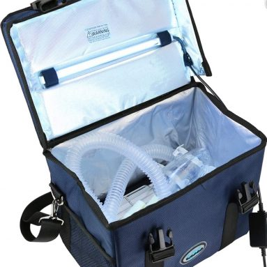 UV-C Light UV Cleaner Bag Portable