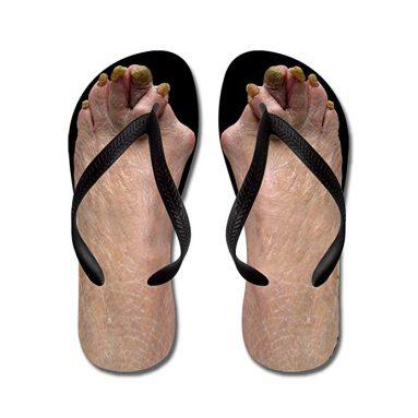 Ugly Feet Beach Sandals