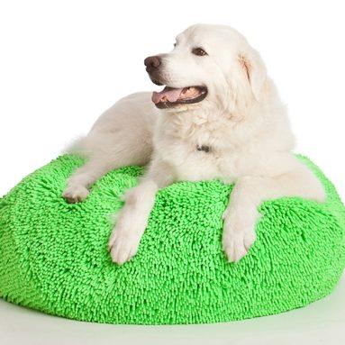Ultra-Plush Pet Bed