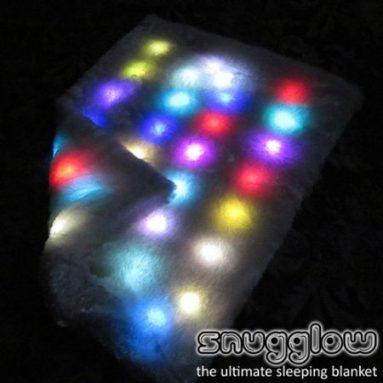 Ultra Soft LED Light Blanket