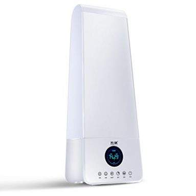 Ultrasonic Digital Cool Mist Humidifier
