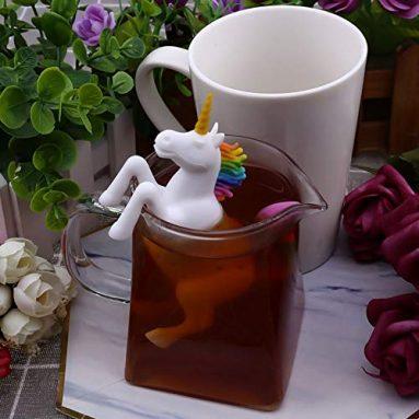 Unicorn Shape Silicone Tea Infuser