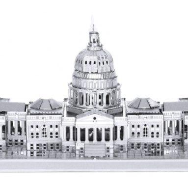 Unites States Capitol-3D Laser Cut Model