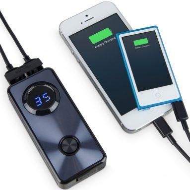 Universal Dual USB Power Bank