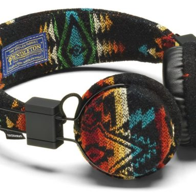 Urbanears Plattan Pendleton Limited Edition Headphones